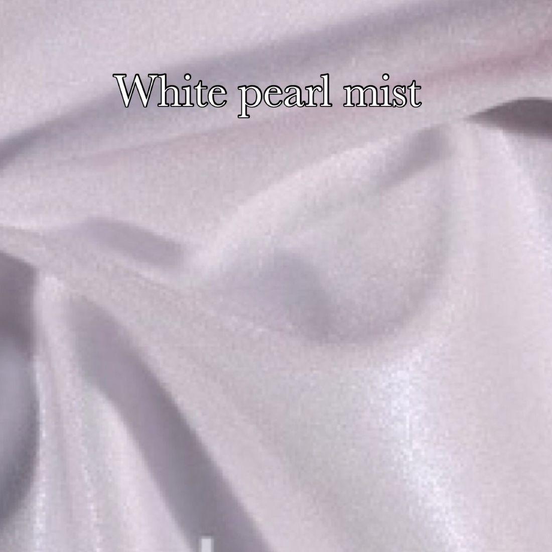 White pearl mist