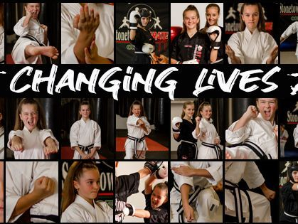 Virtual and In-Person Karate and Cardio Kickboxing Classes St.Marys Ontario