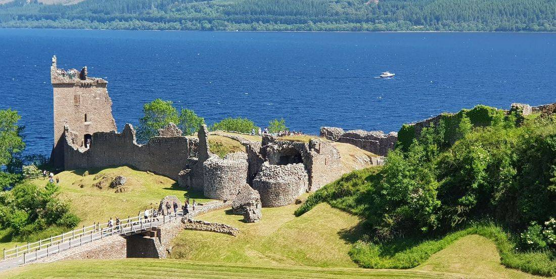 Urquhart Castle Lochness Inverness