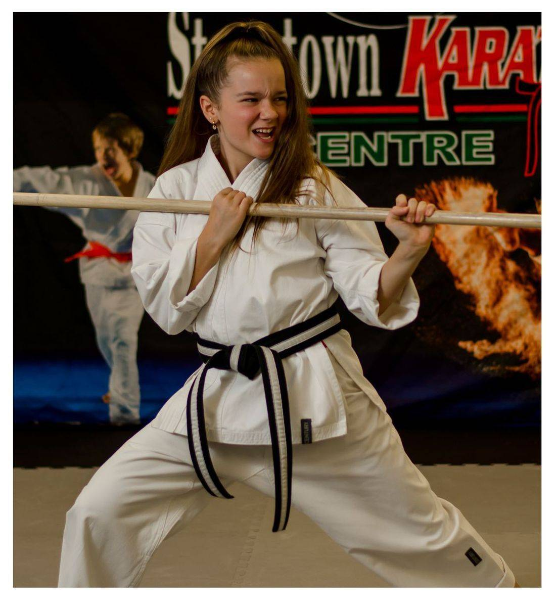Karate and martial arts lessons and classes