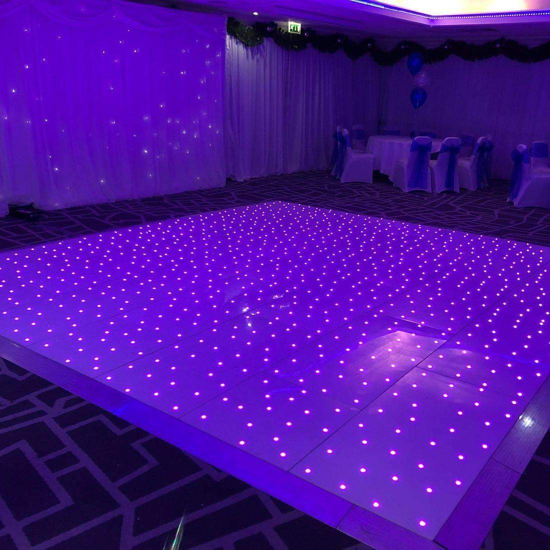 LED DANCEFLOOR HIRE WEDDING Stourbridge Dudley West Midlands