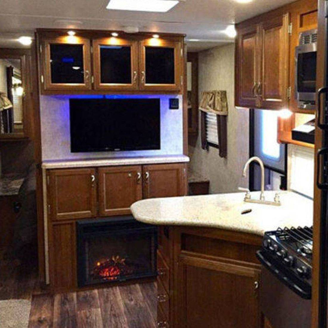 Enjoy camoing in one of our RV Rentals this season.