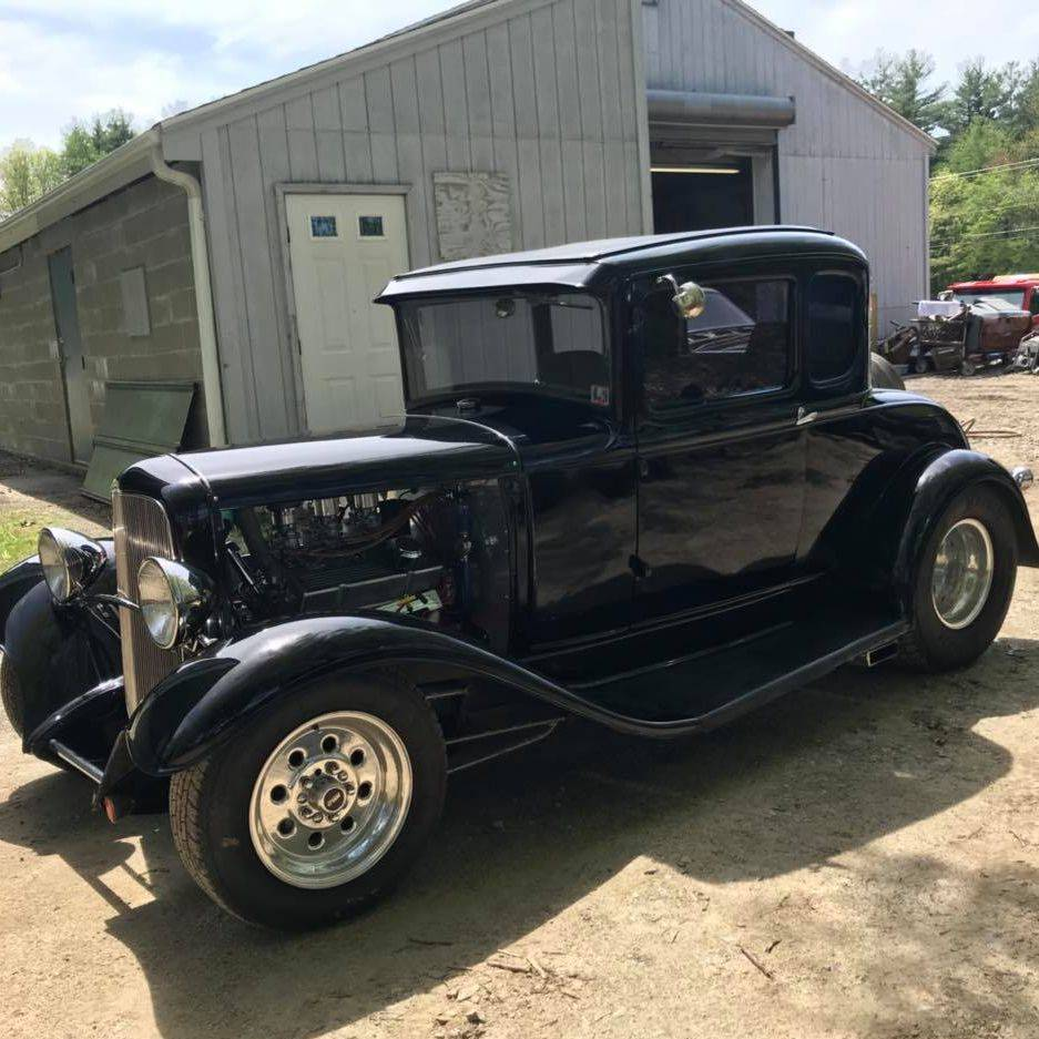1931 Ford Five Window Business Coupe