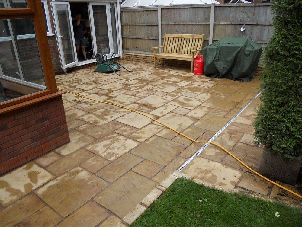 Patios To your specification.