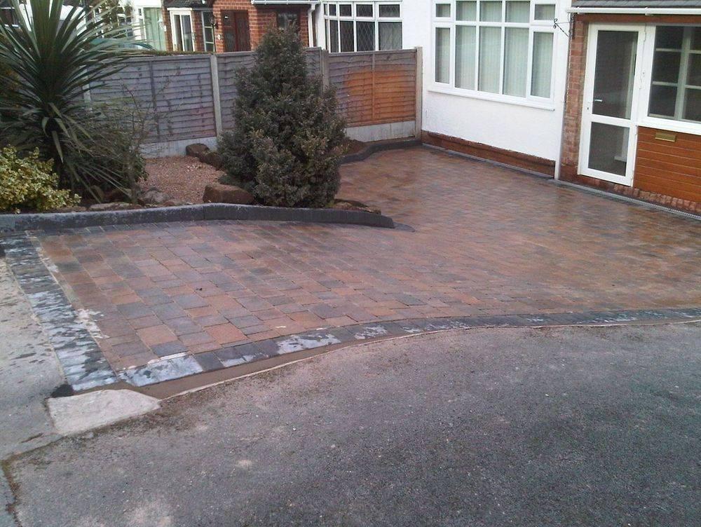 Driveways We can excavate and lay all types of drives including gravel, tarmac, concrete and block paving.