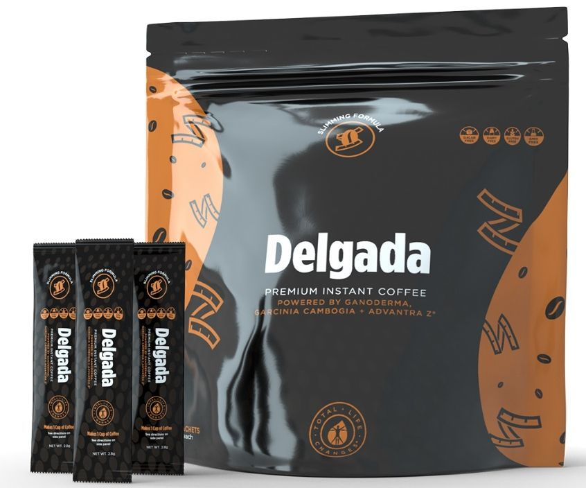 Weight loss coffee, Ganoderma, Delgada