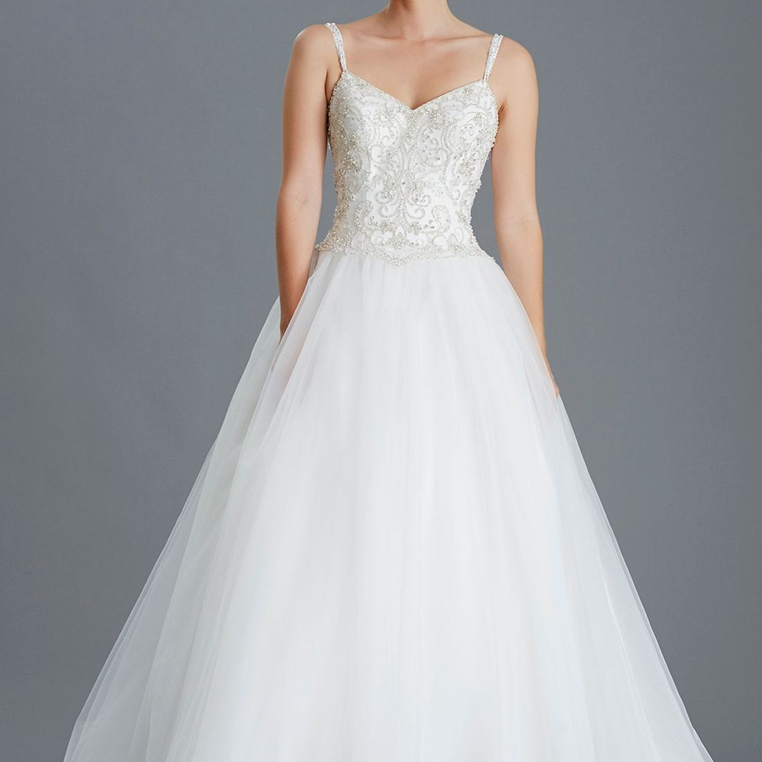 Princess ballgown wedding dress