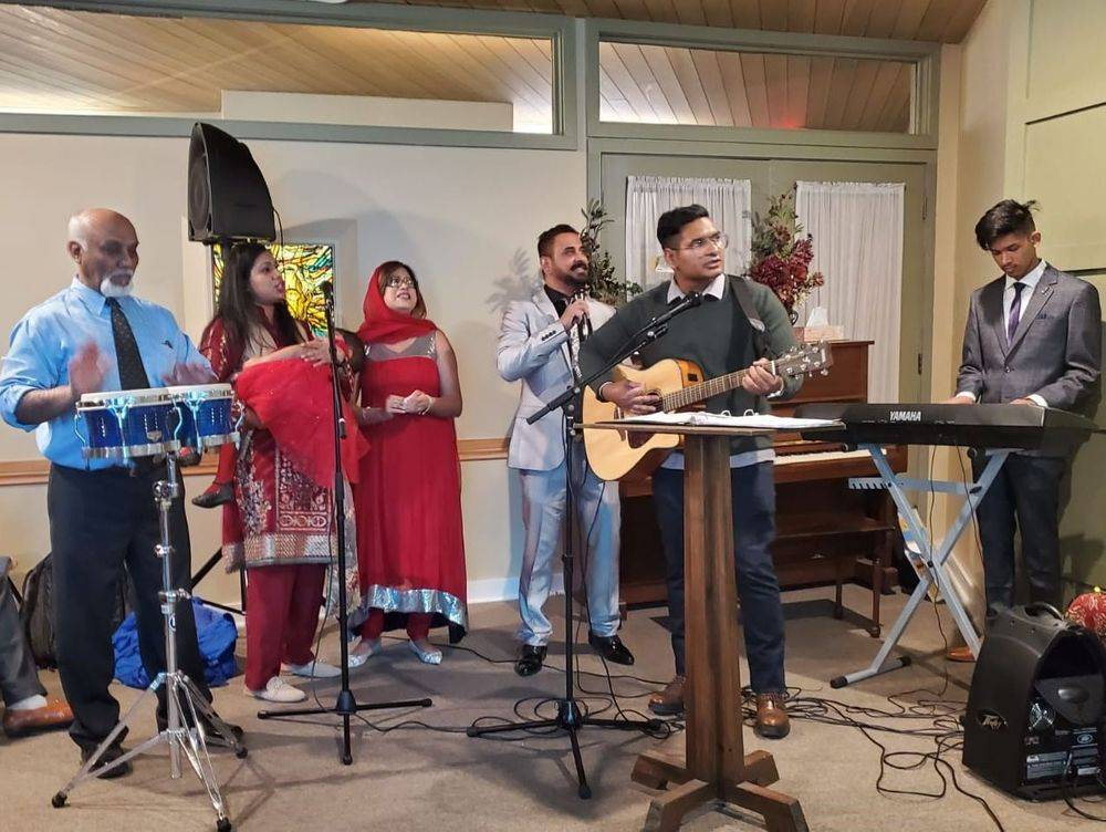 Pakistani Urdu Church Brampton