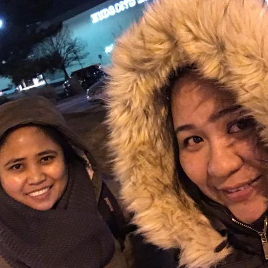 2 girls From Hongkong to Canada Now Residents