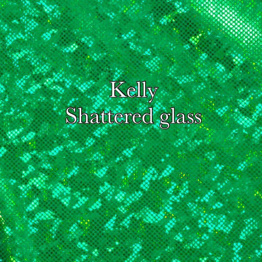 Kelly shatter glass