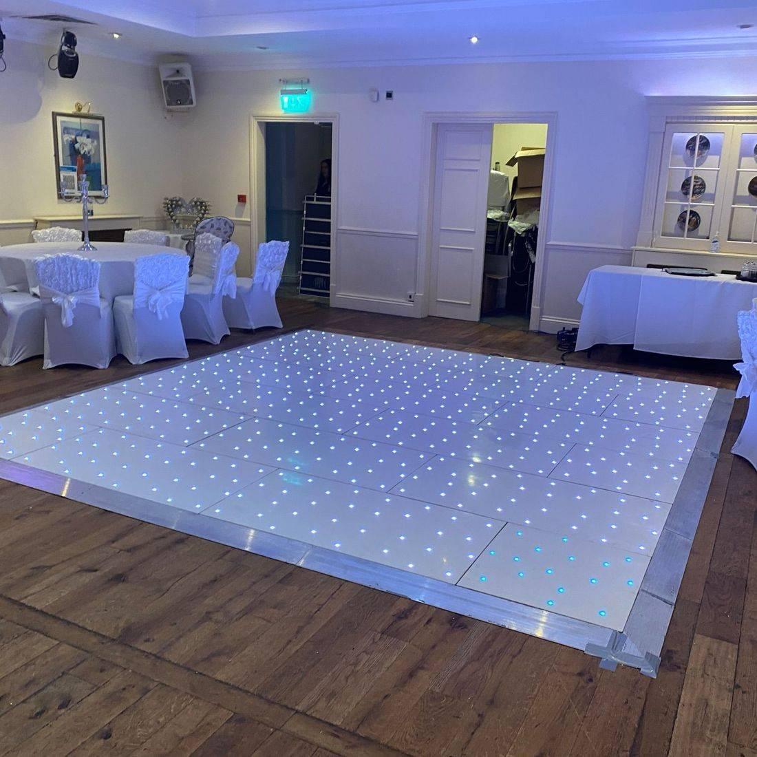 Wedding Staffordshire  DJ West Midlands led dancefloor