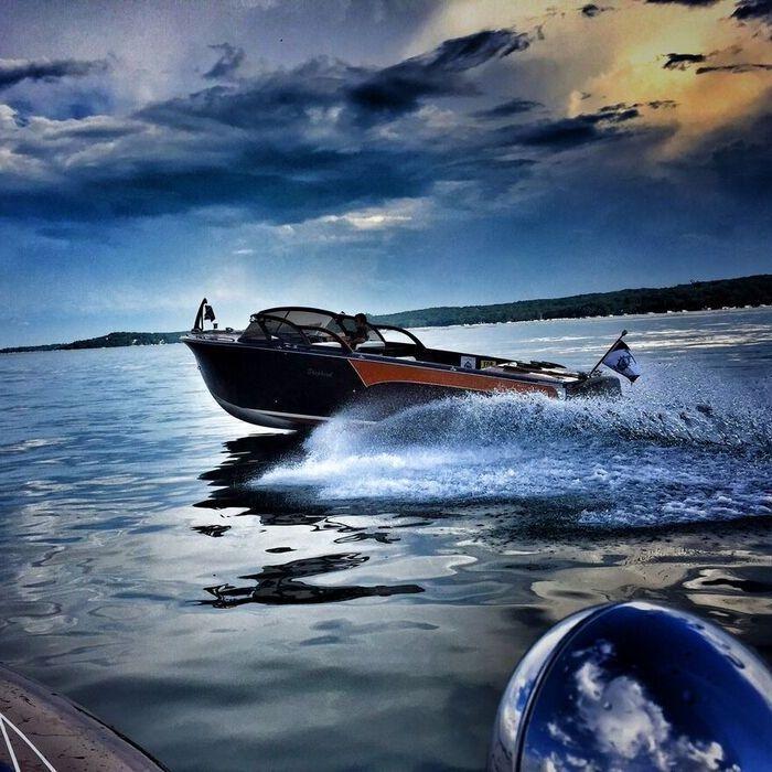 Shepherd boats in wisconsin