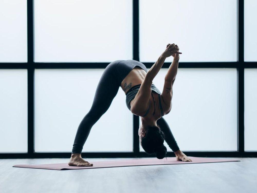 Yin and Yang Yoga Class