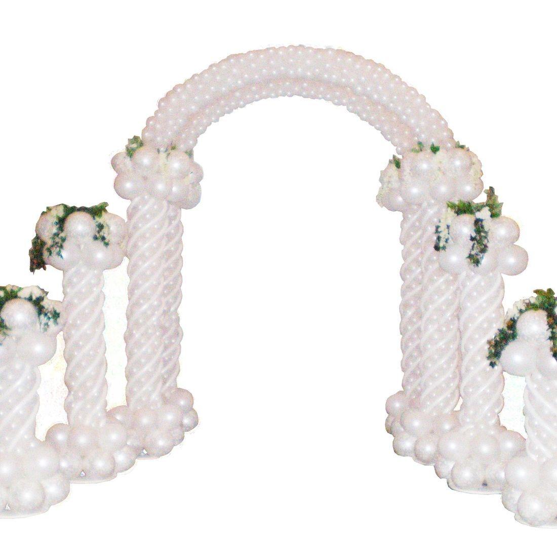 Organic Demi Arch