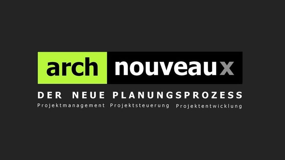 archnouveaux by GP GOESCHproductions _ Der neue Planungsprozess.