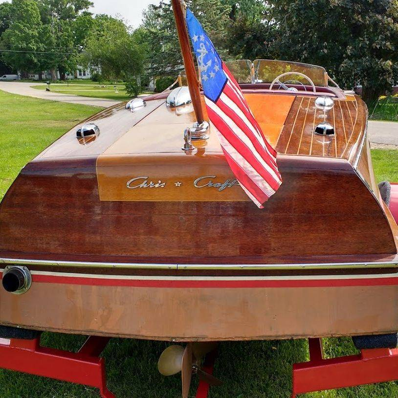 Chris Craft Continental for sale at Bergersen Boat