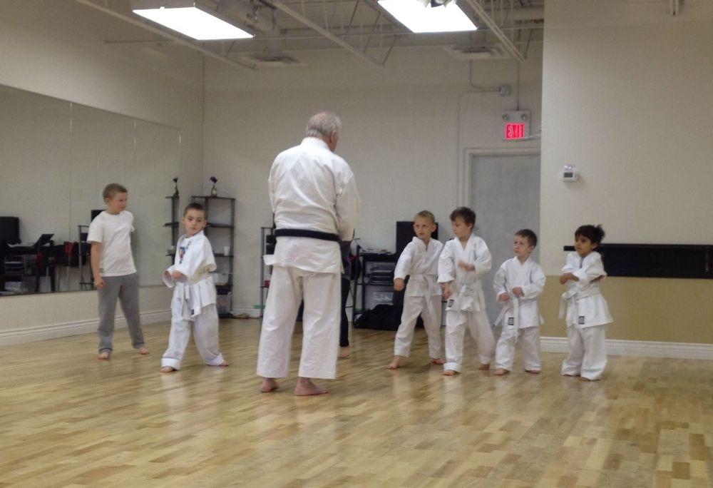 Tofield Dojo Karate