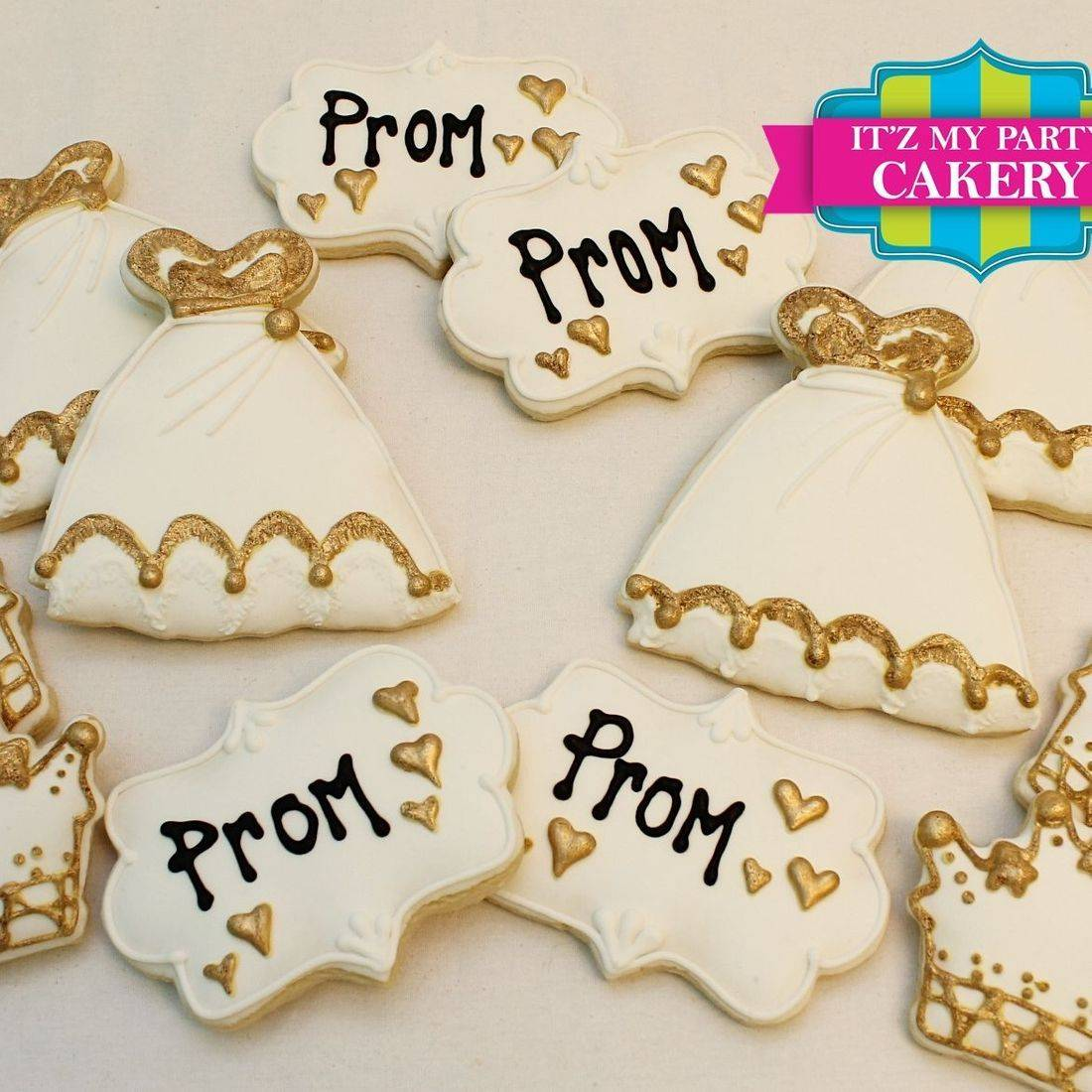Prom cookies Milwaukee