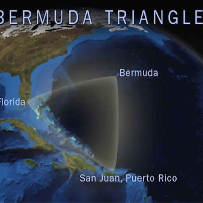 Le Mystère Du Triangle Des Bermudes