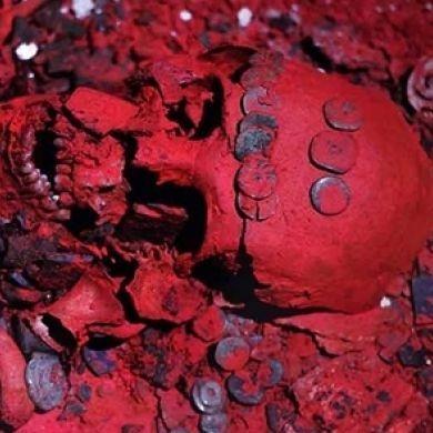 Palenque: Qui Était La Reine Rouge