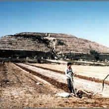 Le mystère des pyramides chinoises