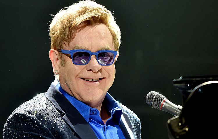 Elton John Celebrates 29 Years of Sobriety