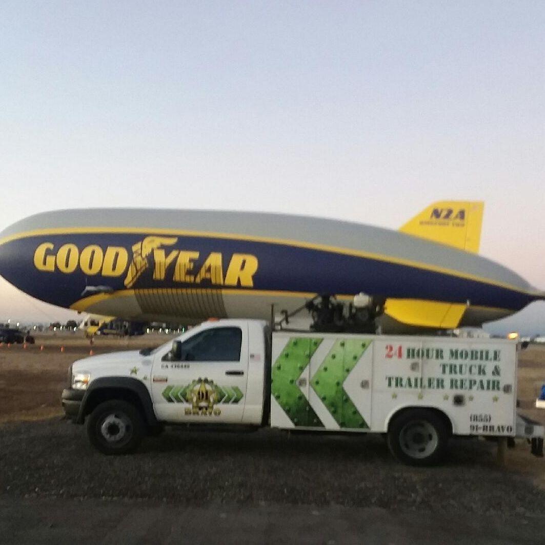 Mobile Truck Repair Carson
