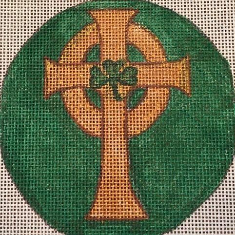 celtic cross, Irish, St. Patrick's, ornament