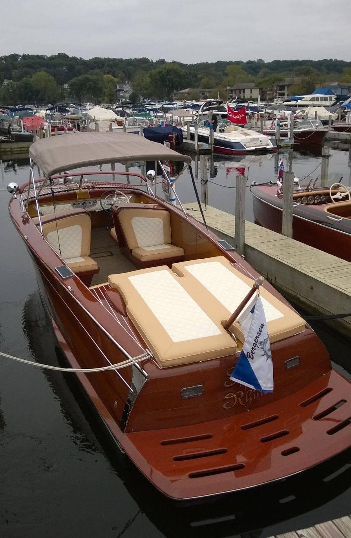 Bergersen Boat Co. Shepherd Refit