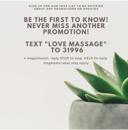 Promocode for massage therapy in Alexandria Virginia
