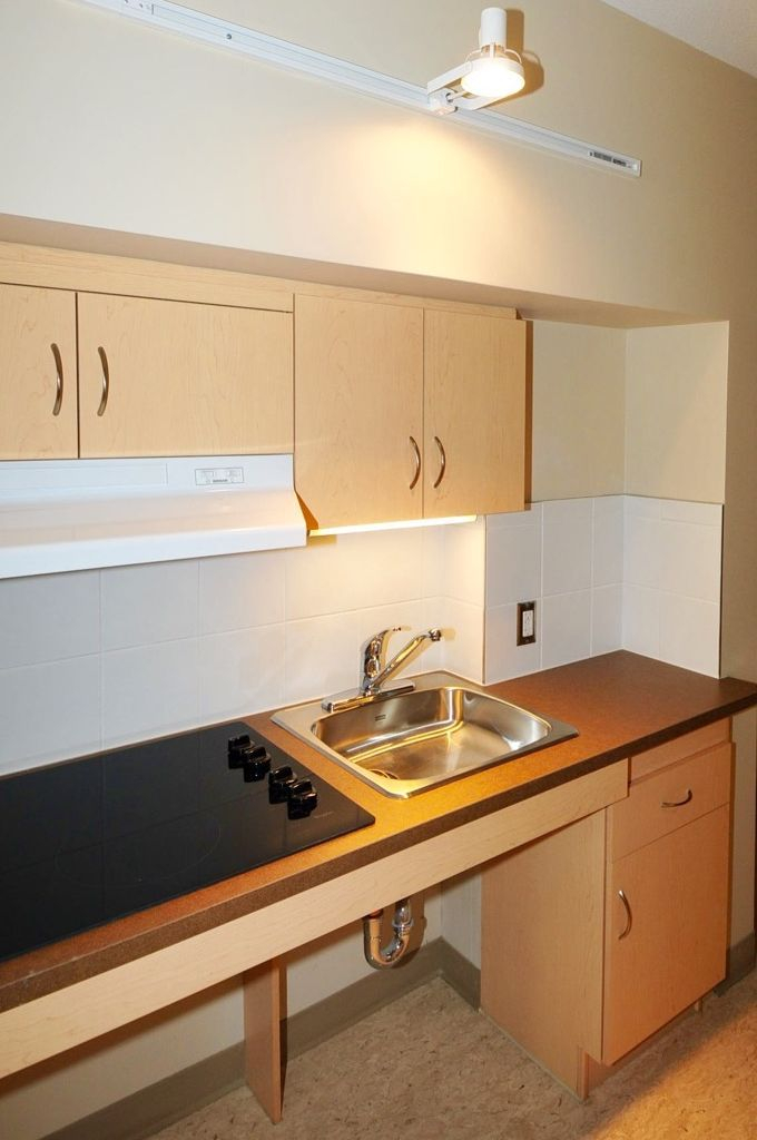 accessible barrier free kitchens