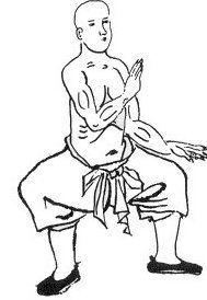 Bubishi man
