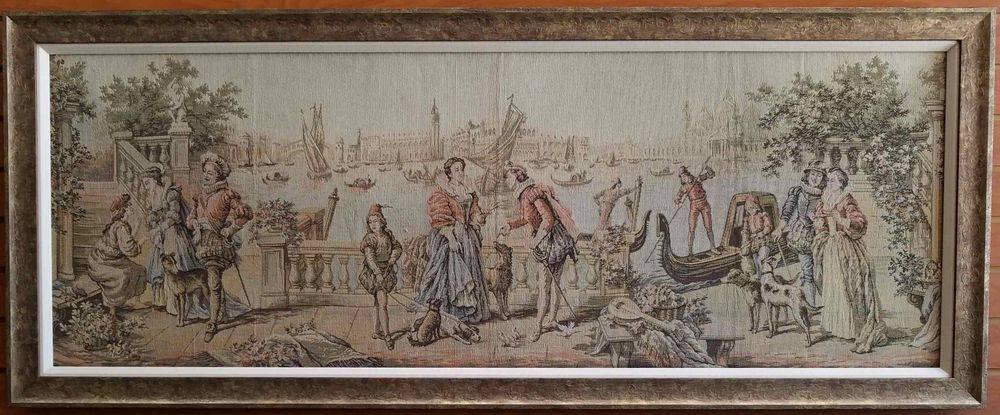 framed tapestry, custom framed tapestry