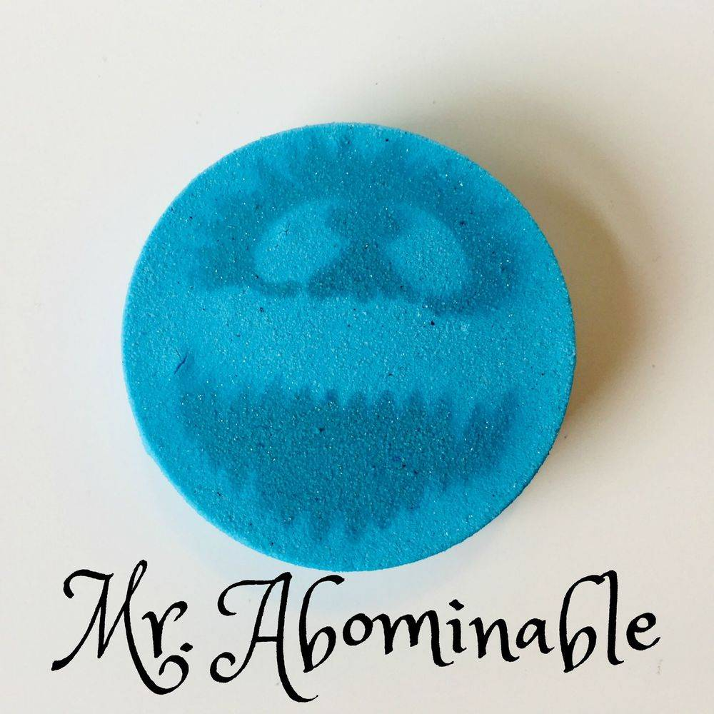 Mr. Abominable Bath Bomb