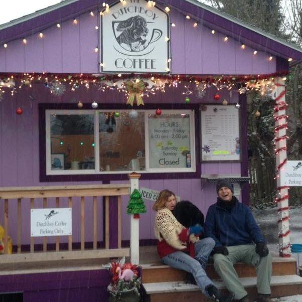 Seattle Coffee, Pets, Dogs Welcome, Neighborhood Coffee, Coffee Shops, Seattle Coffee Stands, Coffee Stands, Local