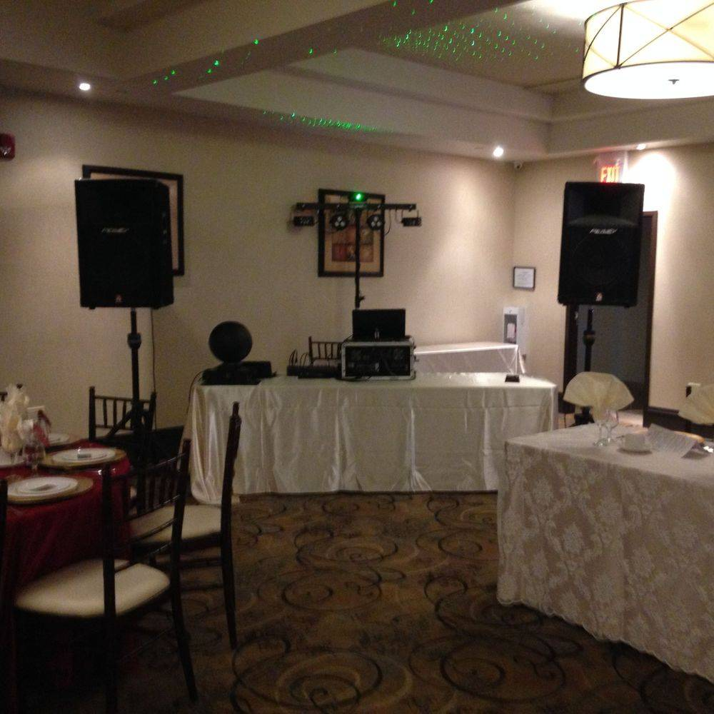 Wedding DJ at Marquis Gardens Ancaster