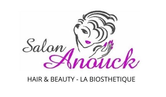 logo Salon Anouck Hair- Beauty- Nails