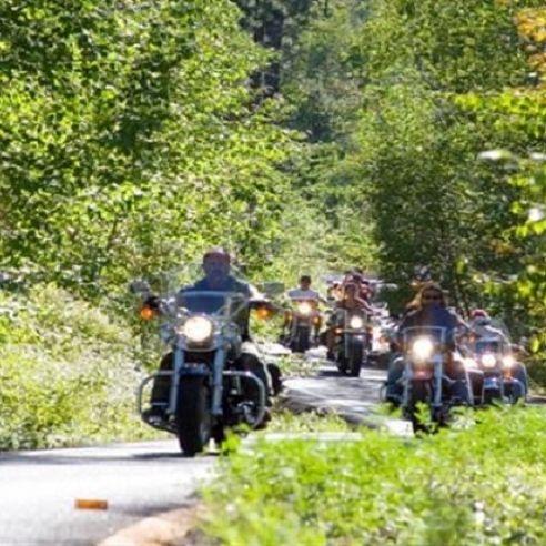 Motorcycling Vacation
