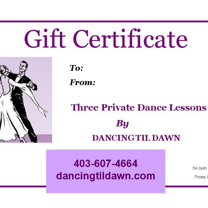 Valentines Day dance lessons for your sweetie