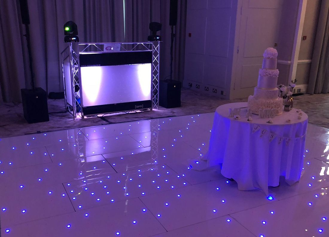 Forest of Arden Marriott Hotel & Country Club Wedding DJ