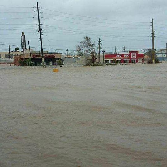 Inundaciones en Arecibo PR