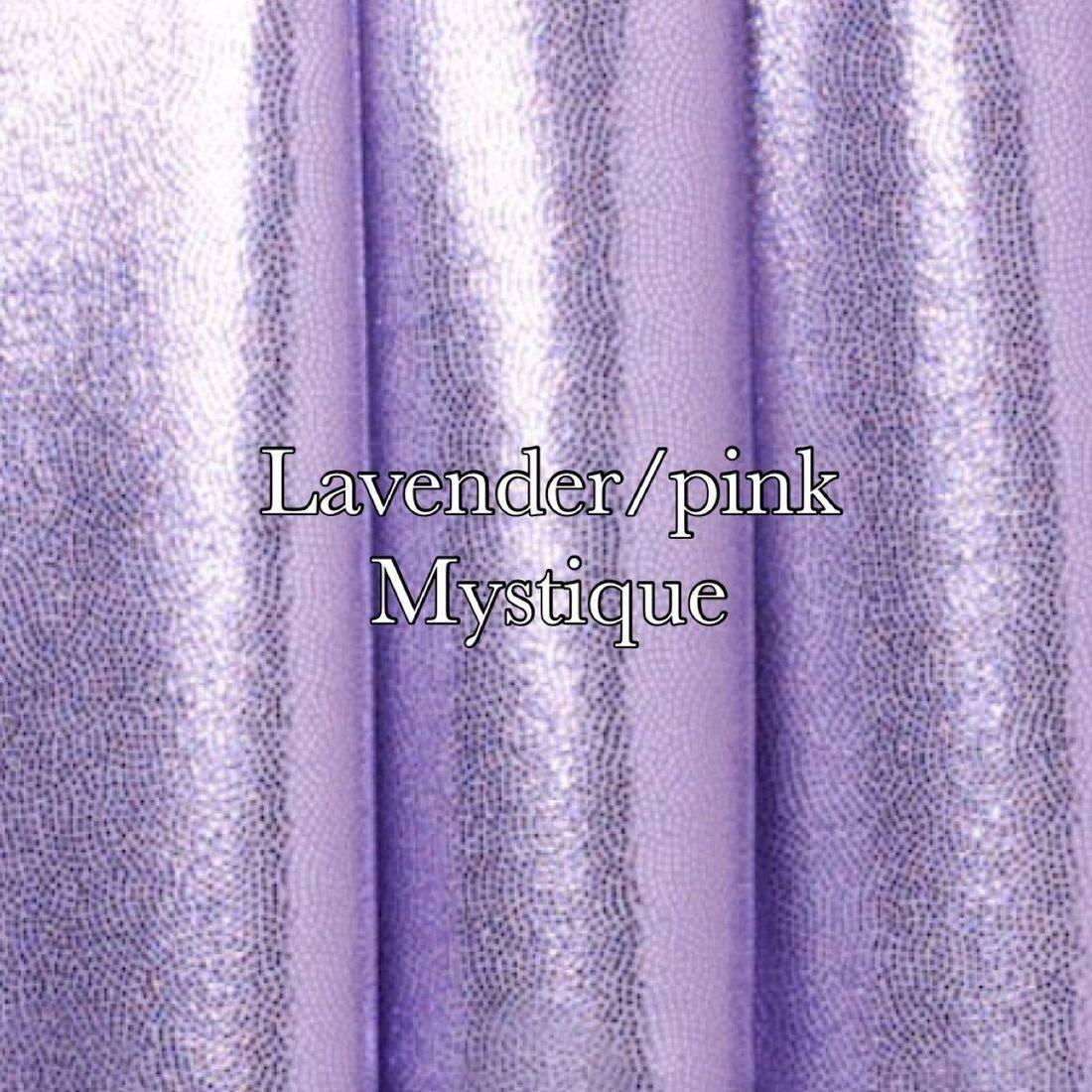 lavender pink mystique