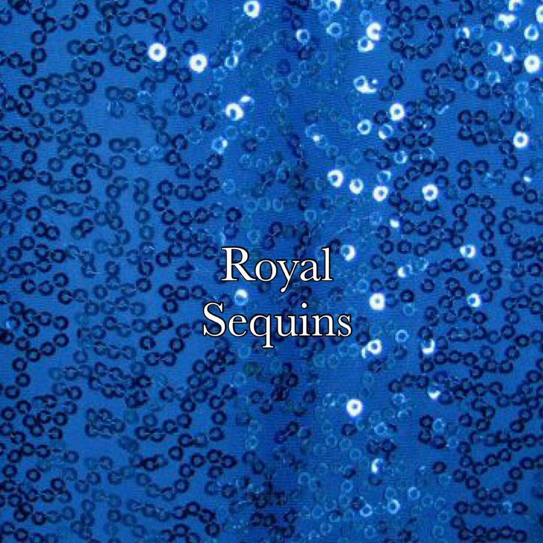 Royal sequin