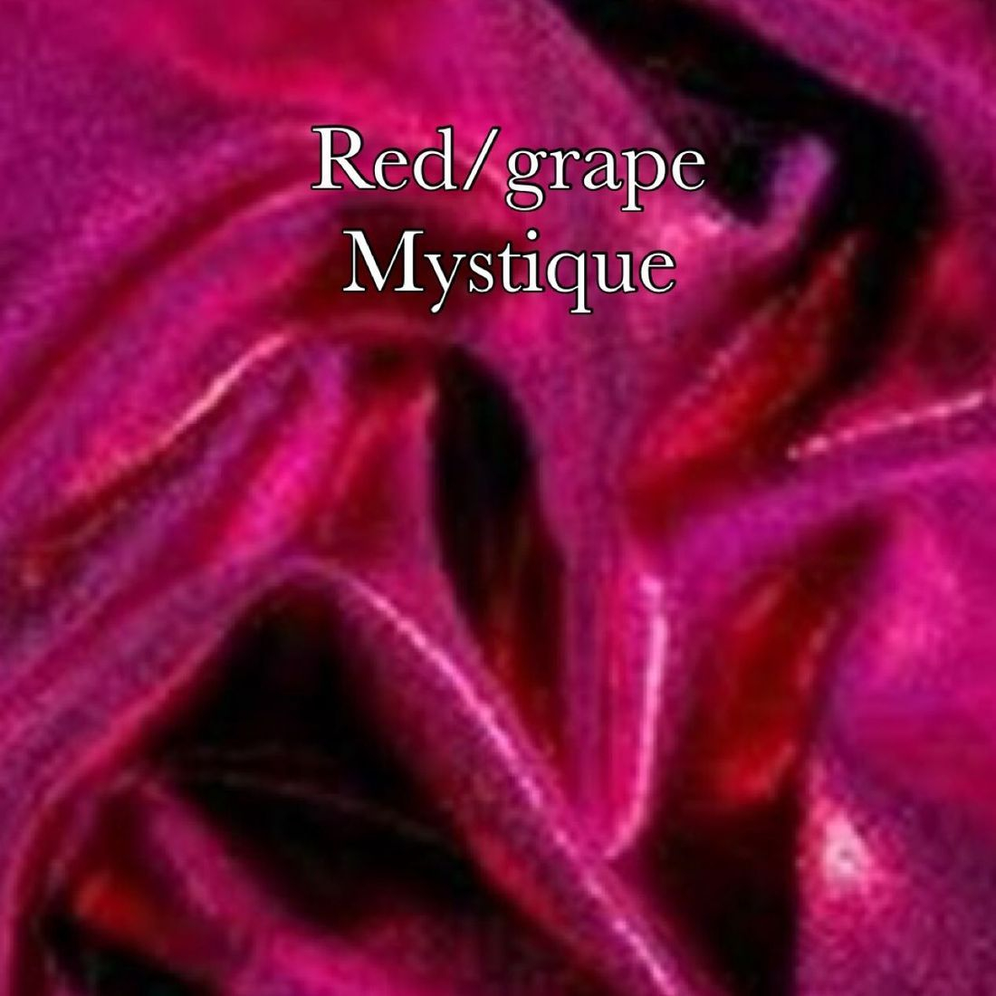 Grape red mist