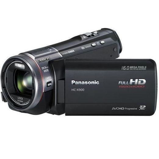 Panasonic HC-X900 Camcorder