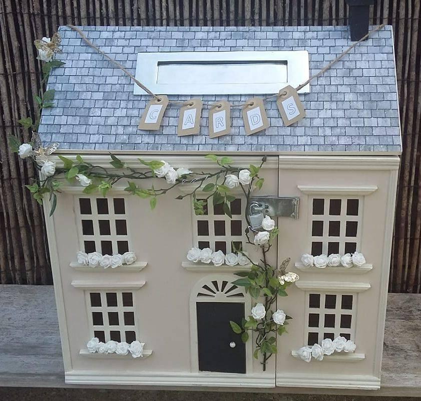 House Wedding Post Box Hire