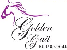 Golden Gait Riding Stable Logo