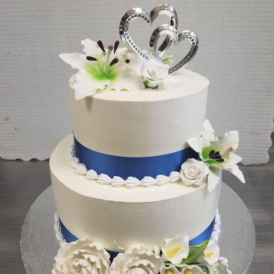Wedding cake # 4