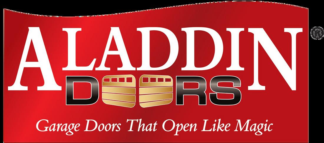 Aladdin Doors Atlanta logo