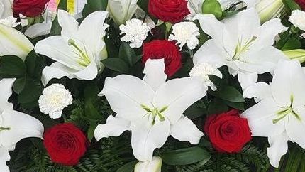 Coffin Flowers Leeds